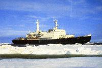 列宁号核动力破冰船