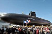 凯旋级核潜艇
