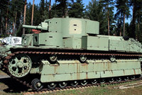 T-28中型坦克