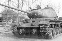 KV-85重型坦克