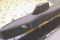安德拉斯塔级潜艇