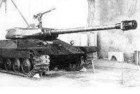 IS-6重型坦克