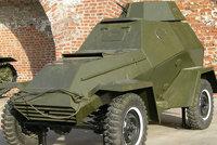 BA-64装甲车