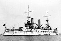 奇沙治级战列舰