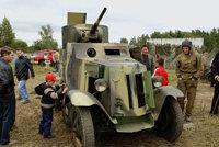 BA-6装甲车