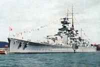 沙恩霍斯特号/Scharnhorst