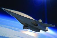 SR-72高超音速无人侦察机