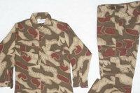 西德沼泽式3型迷彩服