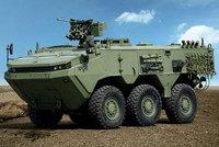 6×6型ARMA装甲车