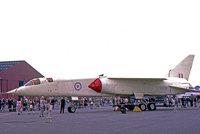 TSR-2轰炸机