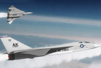 XF-108轻剑