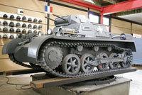 一号坦克/PzKpfw I