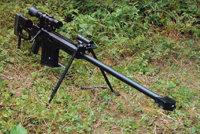 AMR-2型12.7毫米狙击步枪