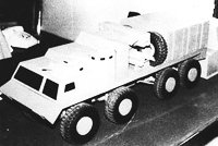 AC-200防雷装甲车