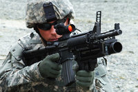 M320榴弹发射器