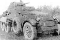 BA-11D装甲车