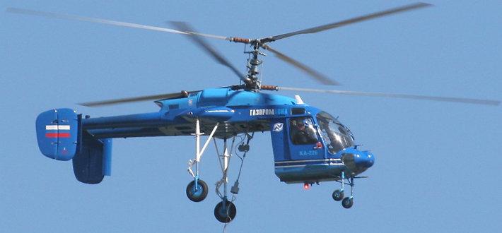 直升机同轴反转螺旋桨结构图