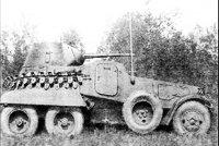 BA-11装甲车