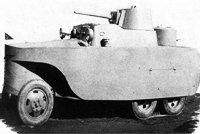 BAD-2两栖车