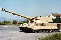 """""""帕尔玛利亚""""155毫米自行火炮"""