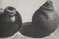 4式陶制手榴弹