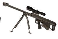 巴雷特M90