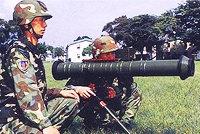 PF97式93毫米云爆火箭