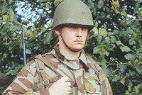 西德陆军分裂式迷彩服