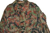 西德Leibermuster模式迷彩服