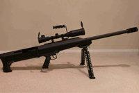 M99半自动狙击步枪