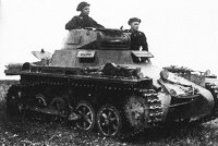 一号指挥坦克