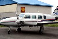 "Piper PA-31""纳瓦霍人"""