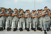 海军灰色数码迷彩服