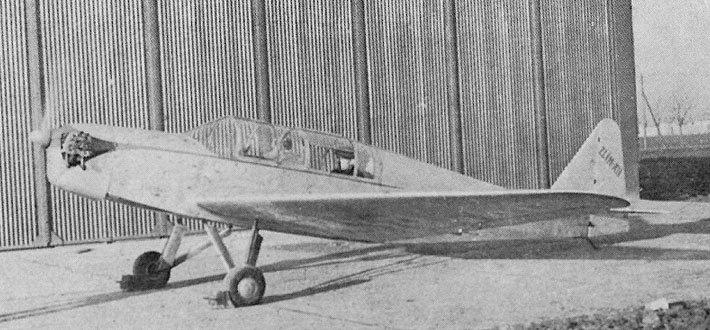 人单引擎运动飞机