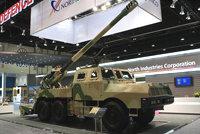 SH-1型155毫米车载火炮