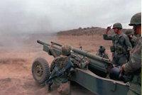 M102式105毫米榴弹炮