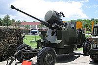 """""""博菲""""40毫米高射炮"""