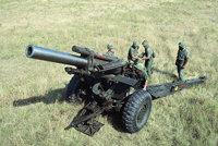 M114式155毫米榴弹炮