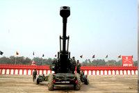 FH77A式155毫米榴弹炮