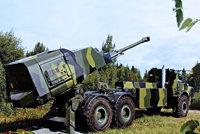 FH77B式155毫米榴弹炮