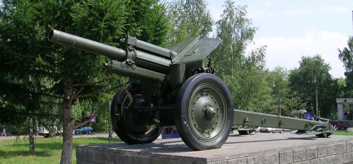 中国军魂网_M1938式122毫米榴弹炮_火炮_环球兵器_环球网