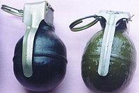 82-2式卵形手榴弹