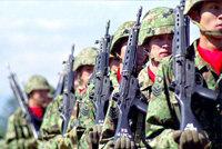 日本89式突击步枪