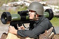 """""""铁拳""""3式60毫米火箭筒"""