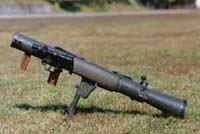 试制81mm无后坐力炮