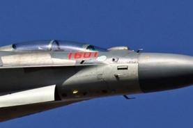 歼-16飞行姿态首次曝光