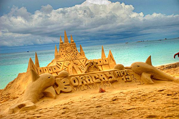 【特价】菲律宾长滩岛5天往返机票含税