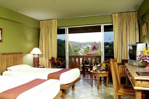 【特价】泰国普吉岛7日5晚自由行4星酒店入住赠电话卡