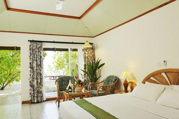 【特价】马尔代夫五星太阳岛6日4晚自由行4晚沙屋