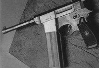 80式冲锋手枪